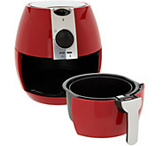 Emeril 3.5 qt. Air Fryer Pro System Red - K43004