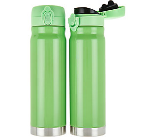 Set of 2 Double Wall Insulated Thermal Tumblers