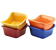 Rachael Ray Lil Saucy 3-oz Dipping Cups - Setof 4 - K302305