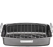 Cuisinart Ovenware Classic Non-Stick Roaster with V-Rack - K303805