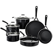 Emeril by All Clad GourmetNonstick 10-Piece Cookware Set - K41905