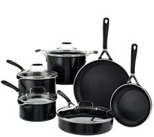 Emeril by All Clad GourmetNonstick 10-Piece Cookware Set