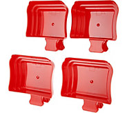 Portion Clips Set of 4 Portion Control Bag Clips - K44905