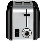 Cuisinart 2-Slice Compact Stainless Toaster - K306006