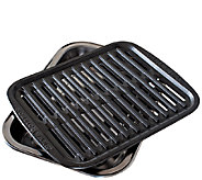 Nordic Ware Cast Grill and Sear Pan - K303907