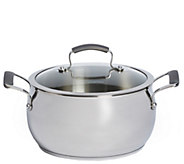 Epicurious Stainless Steel 6-qt Covered Chili Pot - K305607