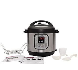 Ships 4/14 Instant Pot 6-qt Duo 7-in-1 DigitalPressure Cooker