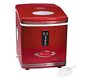 Nostalgia Electrics RIC-100 Retro Series Ice Maker - K299508