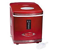 Nostalgia Electrics RIC-100 Retro Series Ice Maker - K299508
