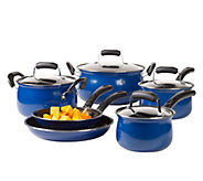 Basic Essentials 10-Piece Carbon Steel CookwareSet - K303308