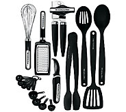 KitchenAid 17-Piece Tool & Gadget Set - K304508