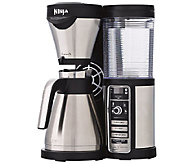 Ninja Coffee Bar Auto-iQ Coffee Maker StainlessSteel Carafe - K304708
