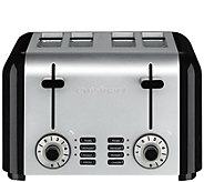 Cuisinart 4-Slice Compact Stainless Toaster - K306008