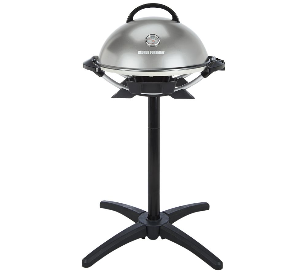George Foreman 15 Serving Indoor/Outdoor Electric Grill   Page 1 U2014 QVC.com