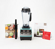 Vitamix Creations II 64-oz 13-in-1 Variable-Speed Blender w/Book - K47208