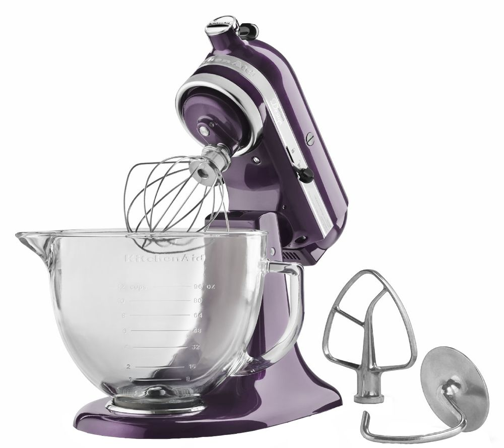 Pink Kitchen Aid Mixer Kitchenaid Artisan Design Collection 5qt 325 Watt Stand Mixer