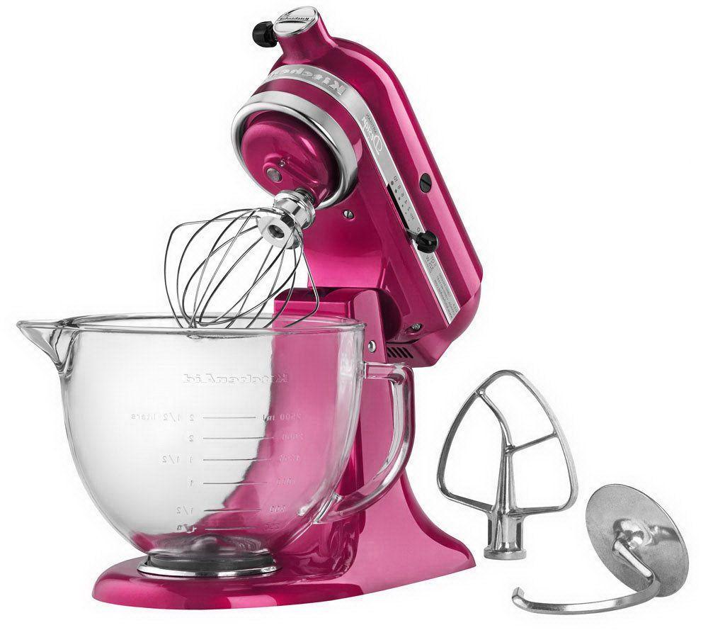 KitchenAid Artisan Design Collection 5qt 325 Watt Stand Mixer - Page ...