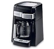 DeLonghi 12-Cup Drip Coffee Maker with CompleteFrontal Access - K297909