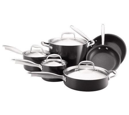 Hard anodized titanium cookware 2014