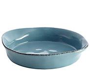 Rachael Ray Cucina Stoneware 1-1/2-Qt. Round Baker - K303209