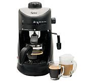 Capresso 4-Cup Espresso & Cappuccino Machine - K132210