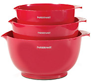 Farberware Set of 3 Mixing Bowls - K304510