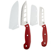 Mad Hungry 2-piece AirBlade Knife Set with Sheaths - K41710