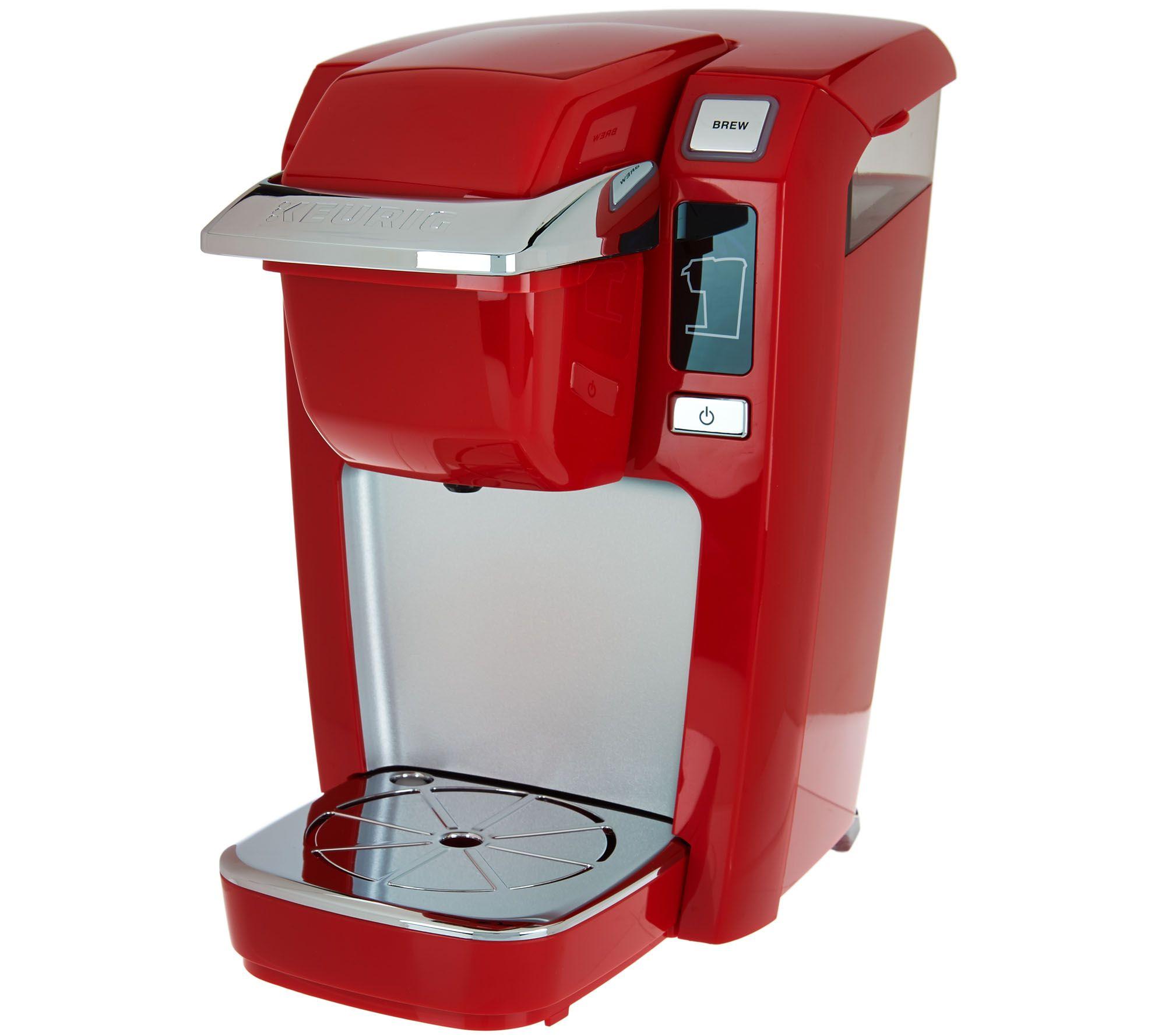Keurig Coffee Maker How To Brew : Keurig K10 Mini Plus Brewing System. Keurig Mini Plus K10 Single Serve Hot Water Coffee Brewing ...