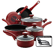 Farberware New Traditions Speckled 12-Piece Cookware Set - K303911