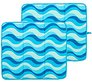 Premium Microfiber Drying Mat Set by Campanelli - K304011