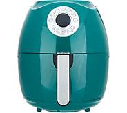 Cooks Essentials 3.4-qt Digital Air Fryer w/ Presets & Pans - K46611