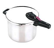Fagor Splendid 10 qt Stainless Steel Pressure Cooker/Canner - K133412