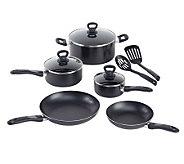 T-Fal A801SA64 Comfort Grip 10-Piece Cookware Set - K299612