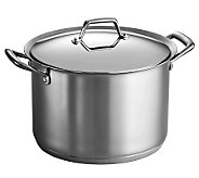 Tramontina Gourmet Prima 12-quart Covered StockPot - K300812