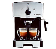 Capresso EC50 Espresso & Cappucino Machine - K301012