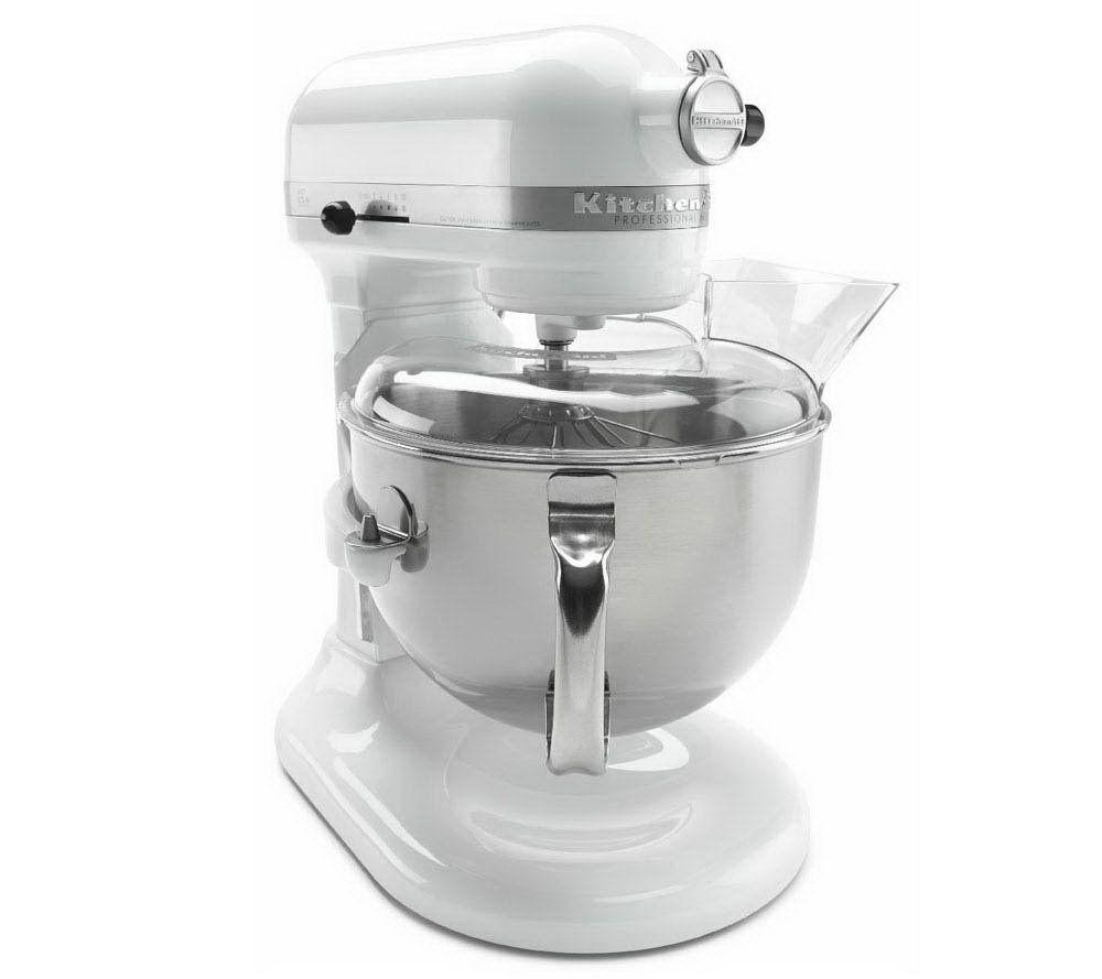 KitchenAid 6-qt Pro Stand Mixer - Page 1 — QVC.com