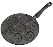 Nordic Ware Smiley Face Pancake Pan - K304812