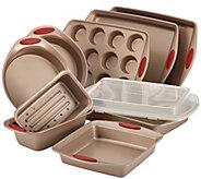 Rachael Ray Cucina Nonstick Bakeware 10-Piece Set - K304912