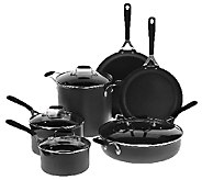 Emeril by All Clad 10-Piece Hard Anodized Cookware Set - K41312