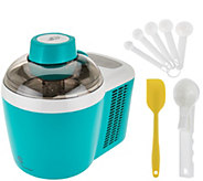 Cooks Essentials 3/4 qt. Thermo-Electric Ice Cream Maker - K44612