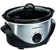 Hamilton Beach 4-qt Slow Cooker - K303013
