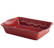 Rachael Ray Cucina Stoneware 9 x 13 Rectangular Baker - K303213