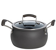 Epicurious Hard Anodized 3-qt Covered Soup Pot - K305613