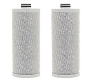 Set of 2 Water Filter Replacements for Aquasana Water System - K42013