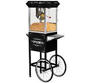 Elite Deluxe 8-oz Kettle Old-Fashioned PopcornTrolley - K302114
