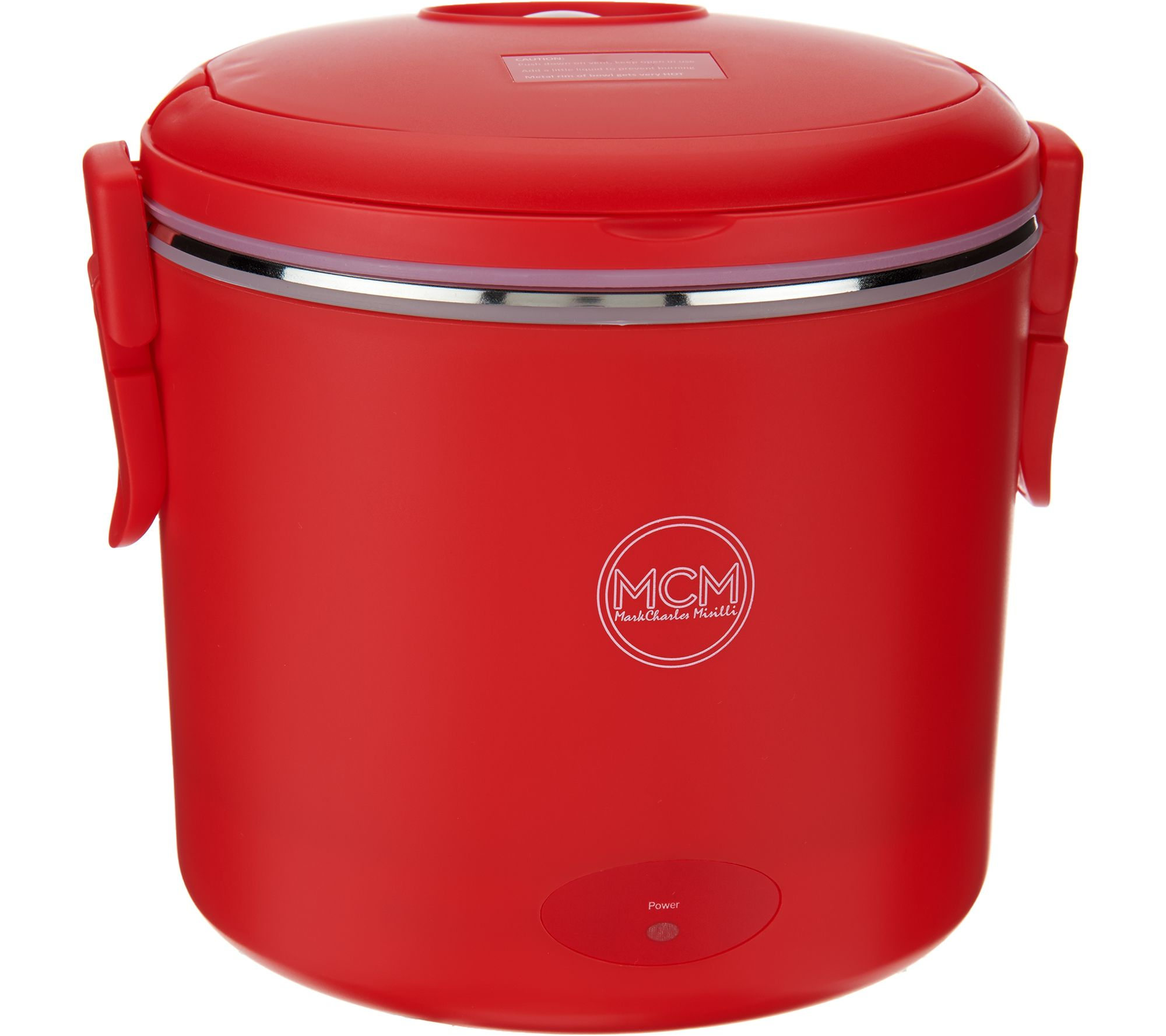 Portable Electric Cooker ~ Electric portable cooker w steamer insert page — qvc