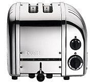 Dualit 2-Slice NewGen Toaster - Chrome - K302315