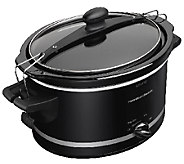 Hamilton Beach 4-qt Stay-or-Go Slow Cooker - K303015