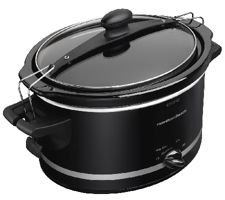Hamilton Beach 4-qt Stay-or-Go Slow Cooker