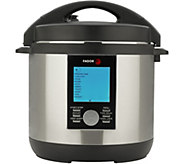 Fagor LUX LCD 6-qt Stainless Steel Multi-Cooker - K374815